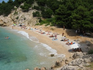 Baska beach, Vela plaza (15)