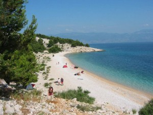 Baska beach, Vela plaza (24)