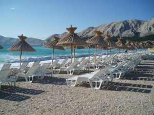 Baska beach, Vela plaza (4)