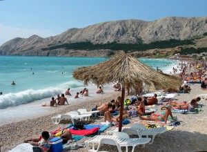 Baska beach, Vela plaza (25)